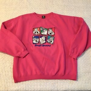Vintage Warner Bros Sweatshirt